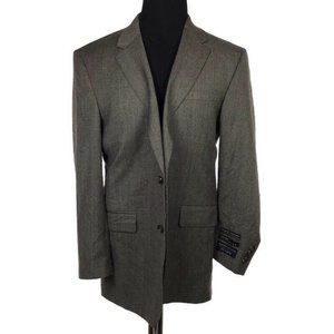 Jos A Bank NEW Exec Collection Wool Cashmere Blazer